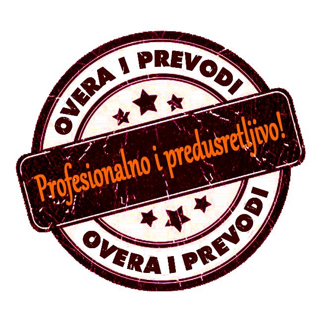 Overa i prevodi
